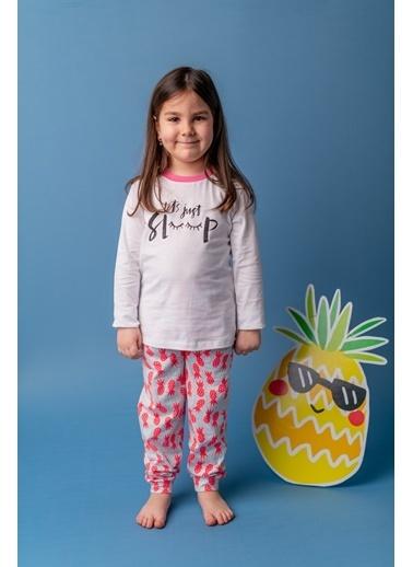 Zeyland Just Sleep Pijama Takımı (1-6yaş) Just Sleep Pijama Takımı (1-6yaş) Beyaz